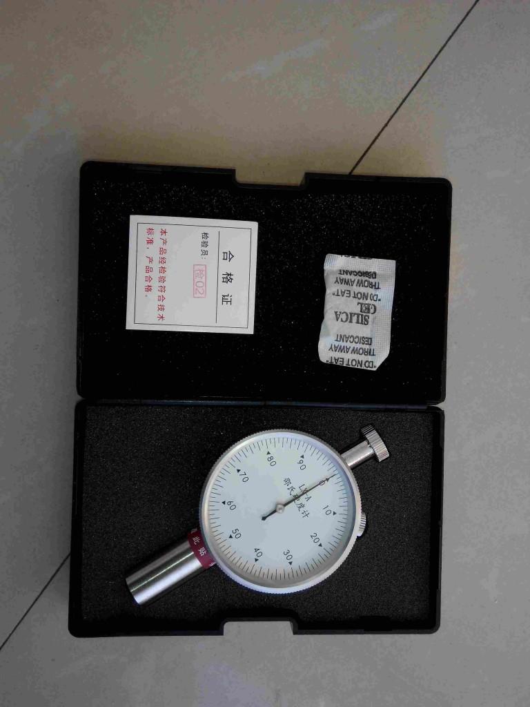 上海邵氏硬度计lx-a c d现货厂家-塑料硬度计