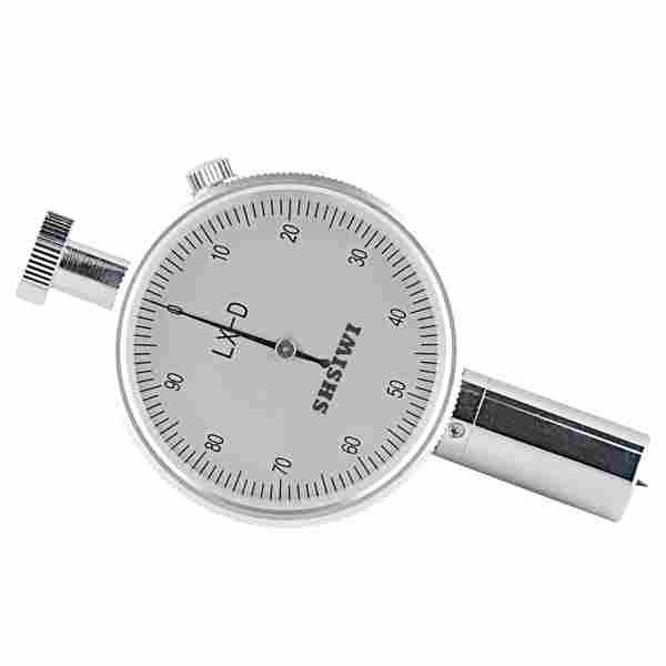 双针橡胶硬度计lx-d型供应,木板硬度检测仪